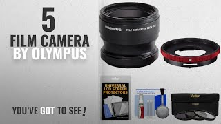 Top 10 Olympus Film Camera [2018]: Olympus TCON-T01 Telephoto Converter Lens & CLA-T01 Adapter Ring