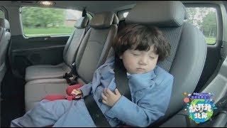 《放开我北鼻 第3季》第13期 聊天:王嘉尔担心豪豪安全带,辰辰为小炸唱《兄弟抱一下》