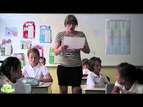 Видео как нарисовать учительницу
