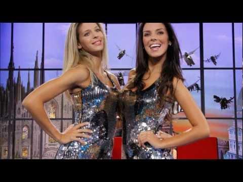 Veline 2013 : Alessia Reato e Giulia Calcaterra Riconfermate a Striscia La Notizia Canale 5