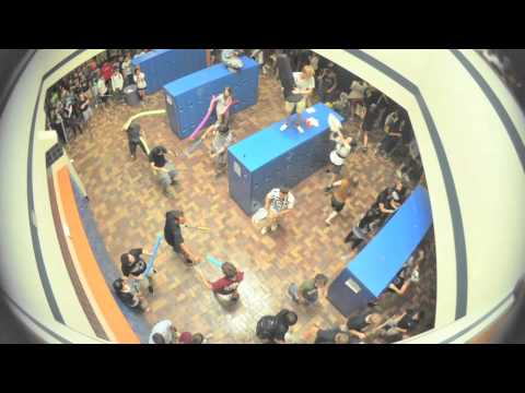 2012 Keller High School Senior Prank