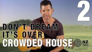 download lagu Don't Dream It's Over Guitar Lesson - Part 2 gratis