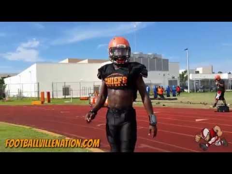 Randy Russell Profile (HEAD BANGER) - Miami (FL) Carol City - Footballville Spotlight 2016