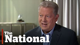 """Al Gore on """"An Inconvenient Sequel"""" 