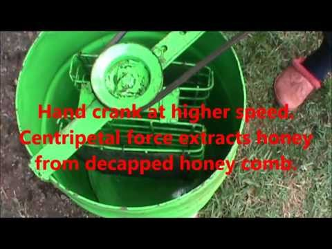 Diy Honey Extractor.