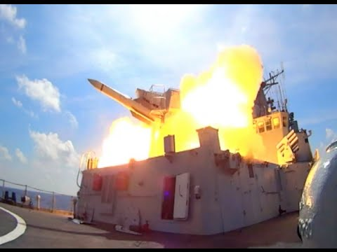 China Does Live-fire Drills around Xisha Islands in South China Sea