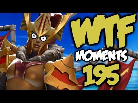 Dota 2 WTF Moments 195