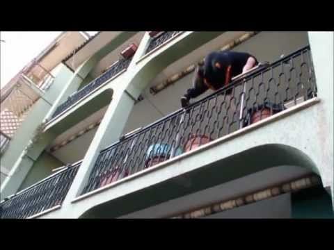PARKOUR REVOLUTION! video HD 2012. French sport.