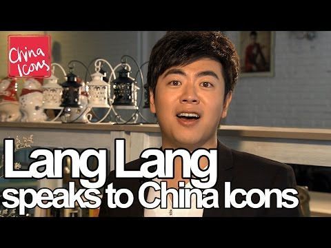Star concert pianist Lang Lang's revealing interview - China Icons