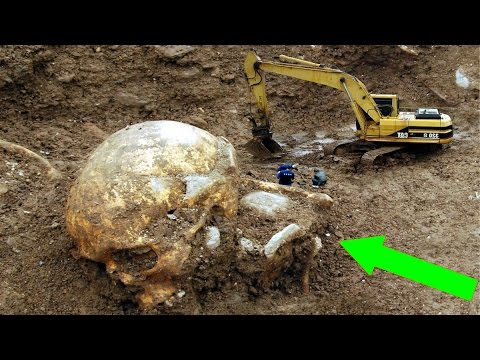 8 Scariest Archaeological Discoveries