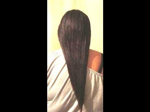 Hair Routine V1: Relaxer, Shampoo, Dandruff and Oils