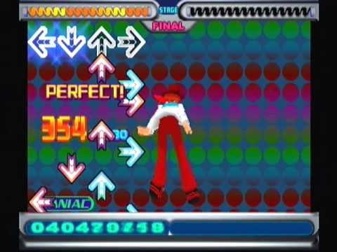 B4u Glorious Style   Single   Maniac   Dance Dance Revolution 5th Mix (playstation) video