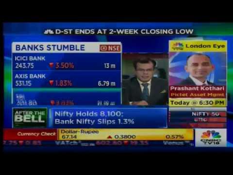 MARKET WRAP: Nifty Closes Below 8,150 Pts In Trade, Sensex Ends At 26,396 Pts – June 10, 2016