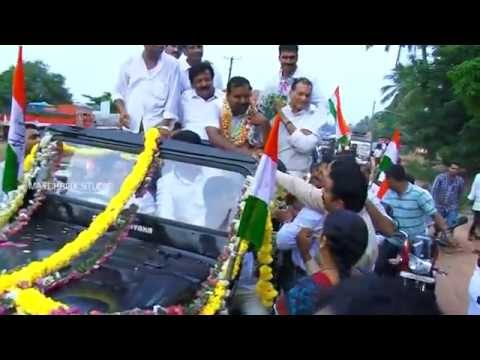 U. T. Khader Victory Celebration In Thokkottu, Mangalore video