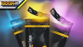 The Best Skins Unboxed! - Rainbow Six Siege Alpha Packs Opening