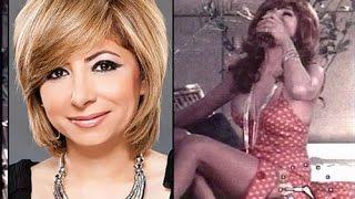 فيديو نادر يوضح حقيقة خبر لميس الحديدي بنت ناهد الشريف