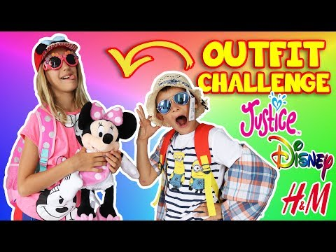 Outfit Shopping Challenge!!!