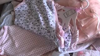 Beautiful Birthday and Baby gifts from sweet Natasha part 2
