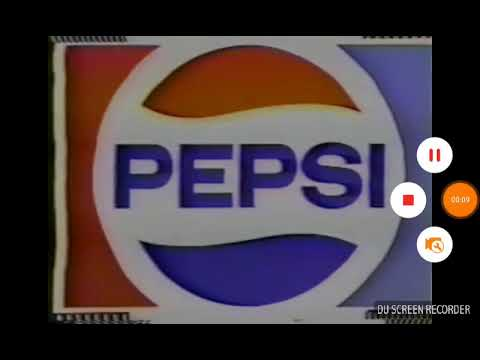 Pepsi Logo History (1970-2018)
