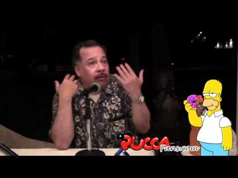 Entrevista Humberto Velez, la voz de Homero Simpson
