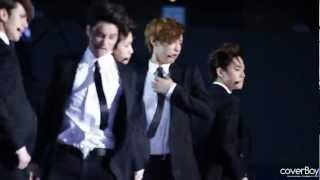 [COVERBOY] 120512 DREAM CONCERT Sorry Sorry-chanyeol