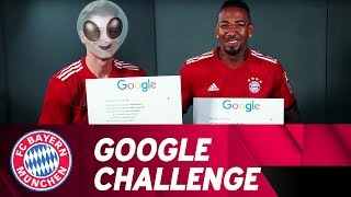 Is Robert Lewandowski an Alien? | Google Autocomplete Challenge