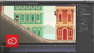 What is Adobe Animate (October 2017) | Adobe Creative Cloud