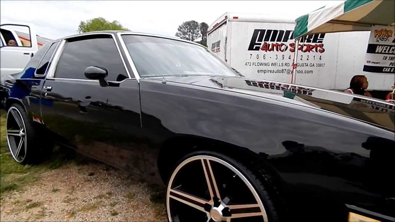 Cutlass on 24 inch rims submited images