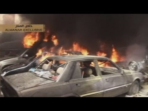 Car bomb explodes in Beirut, Lebanon leaving 38 wounded