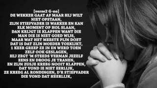 G-no - De Pest Aan Pesten (lyrics)