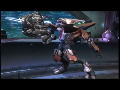 Corvette Infiltration (Halo Reach Machinima)