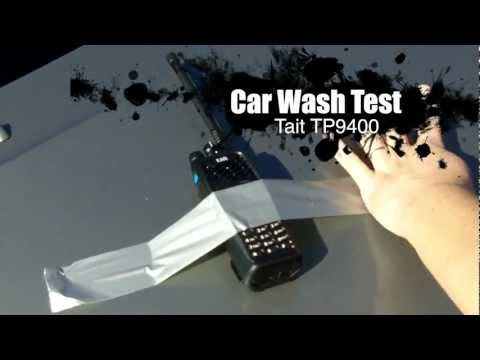 Tait Tough: Radio goes through a car wash