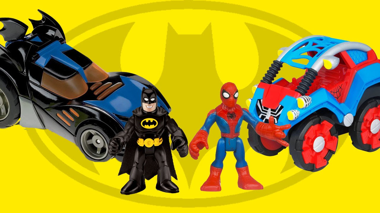 Batmobile Toy Imaginext Batman Imaginext Batmobile