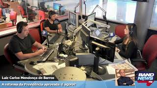 Jornal da BandNews FM - 11/07/2019