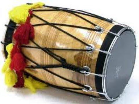 Garba Dandiya Dhol Instrumental By Jaggu Raju Banoda  Indian...