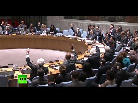 UNSC unanimously adopts Russian draft resolution on Ukraine