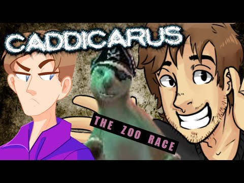 The Poo Race - Caddicarus ft. brutalmoose