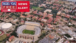 Armed Intruder Reported at LSU - LIVE BREAKING NEWS COVERAGE