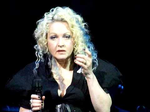 Cyndi Lauper - Anna Blue