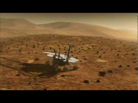 NASA s Spirit Rover Completes Mission on Mars [720p]