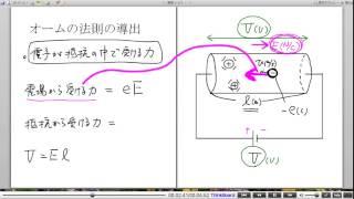 高校物理解説講義:「オームの法則」講義6