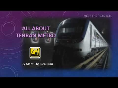 ALL ABOUT TEHRAN METRO