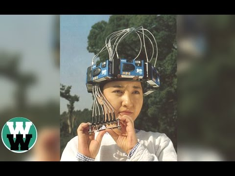 20 Bizarre Japanese Inventions That Actually Exist video