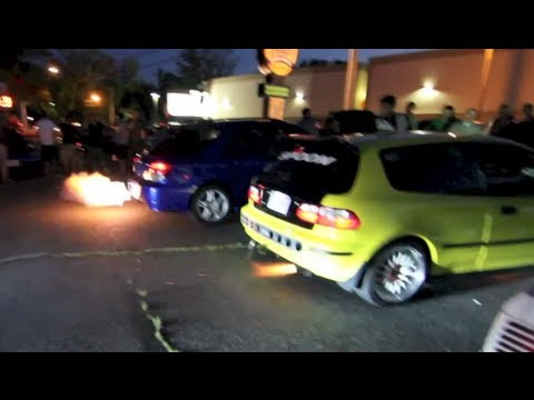 2step Battle Subaru vs Civic