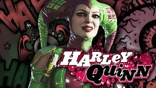 BEST F&%KING HARLEY QUINN NA! Injustice 2 ONLINE Ranked Match! (Harley Quinn GAMEPLAY)