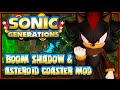 Sonic Generations PC - (1440p) Boom Shadow & Asteroid Coaster Level Mod