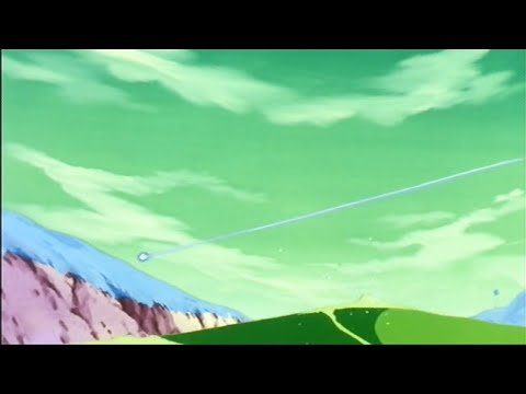 Dragon Ball Z - (Vegeta vs Zarbon Round 1) [REMASTERED] (720p HD)