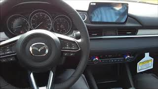 2018 Mazda 6 Turbo POV Test Drive