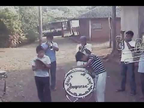 BANDA DE VIENTO SORPRESA DE COAMITLA HUAUTLA HIDALGO