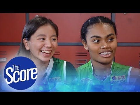 The Score: Fill in The Blanks with the DLSU Lady Spikers